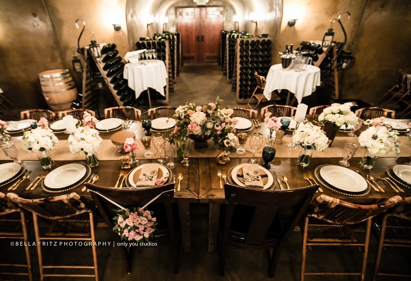 Farm Table | Karma VIneyards wedding | Fleur de lis Floral & Event Design | LakeChelanFlowers.com